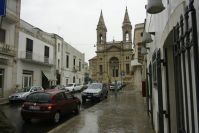 Alberobello ... im Regen