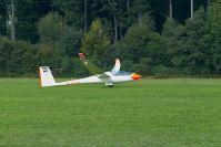 Landung des DISCUS-2 T