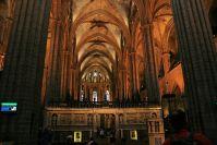 Barcelona: Catedral de la Santa Creu