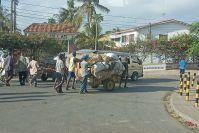 Das pralle Leben in der Millionenstadt Mombasa