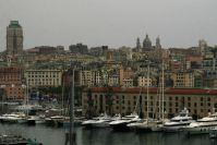 Genua, der Startpunkt zur Kreuzfahrt