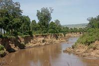Der Mara-Fluss