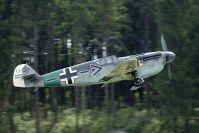 """Bf-109 """"Buchón"""""""