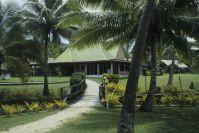 Unser Strandhotel in Fiji