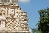 Uxmal - Das Nonnenkloster
