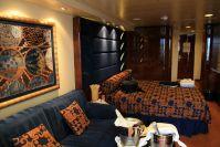 an Bord, im MSC Yacht Club