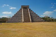 Chichén Itzá - El Castillo